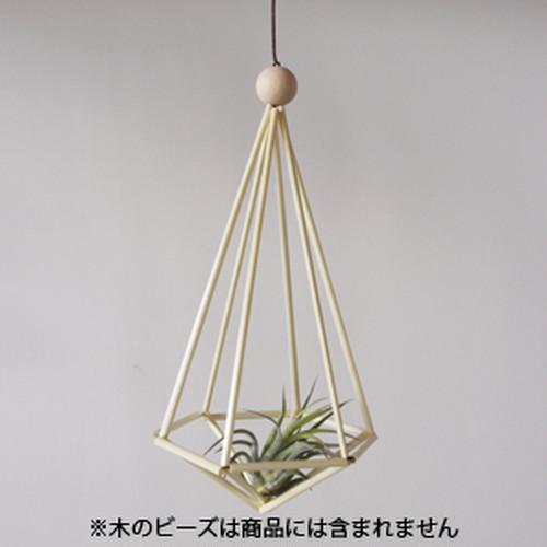 [手作りキット]ヒンメリとチランジアのセット【4】