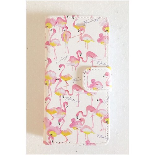 flamingo iPhone6/6sスマホケース