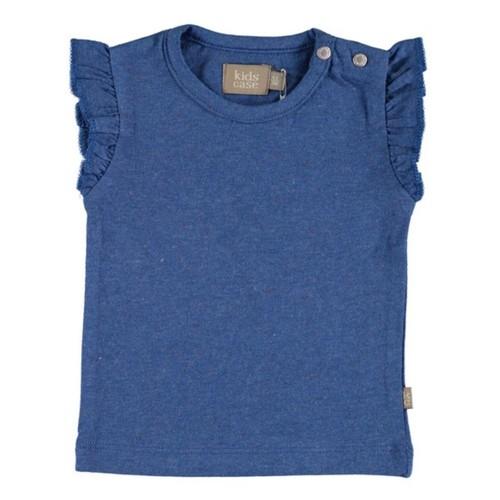 Kidscase Organic Cotton Shirt Blue