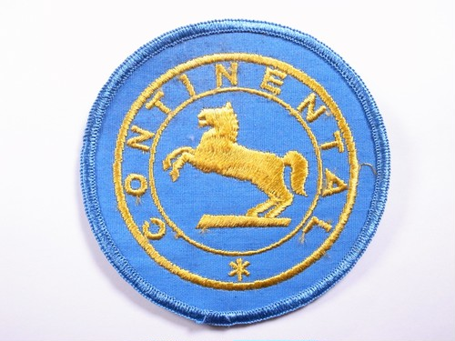 "PATCH""CONTINENTAL"""