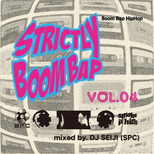 """Strictly Boom Bap Vol.4"""