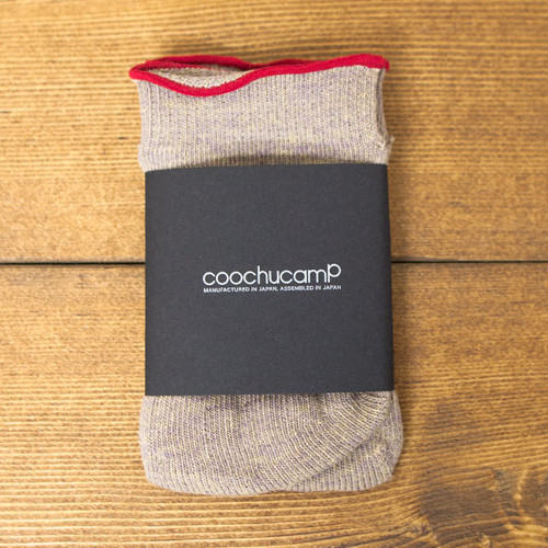 【SOLD OUT】COOCHUCAMP : Happy foot cover / Beige