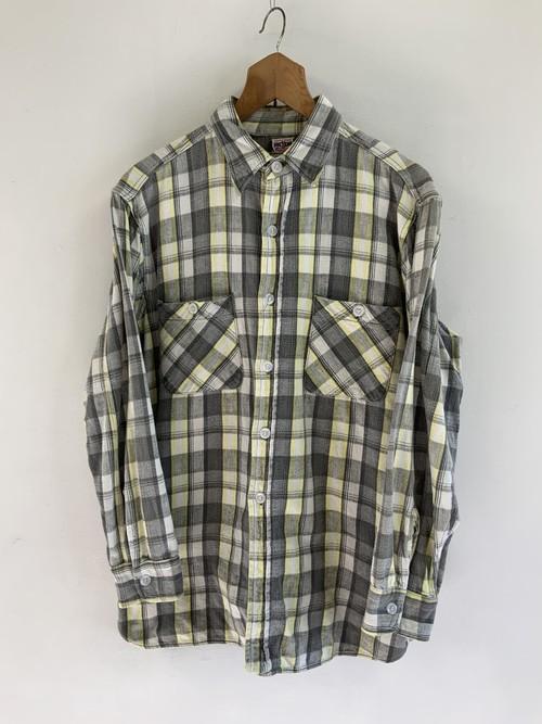 Vintage BIGYANK Heavy Flannel Shirt