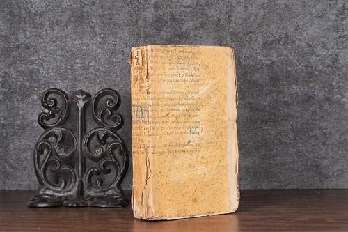 【PV137】ŒUVRES PHILOSOPHIQUES DE PAUW. / display book