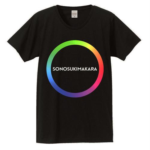 色とりどりTシャツ