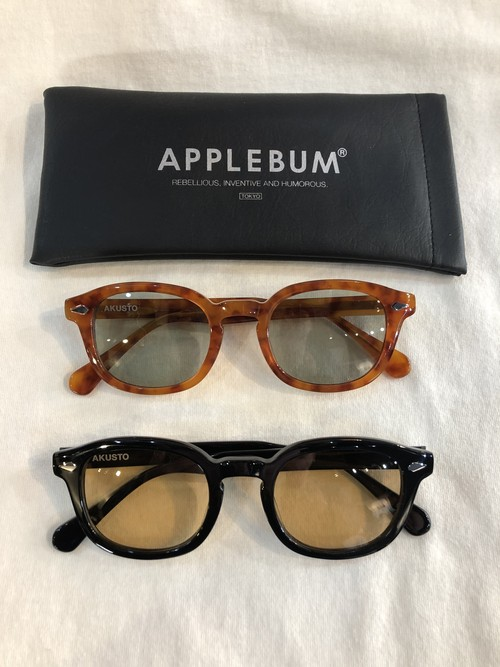 "【APPLEBUM 】""AKUSTO"" Sunglasses"