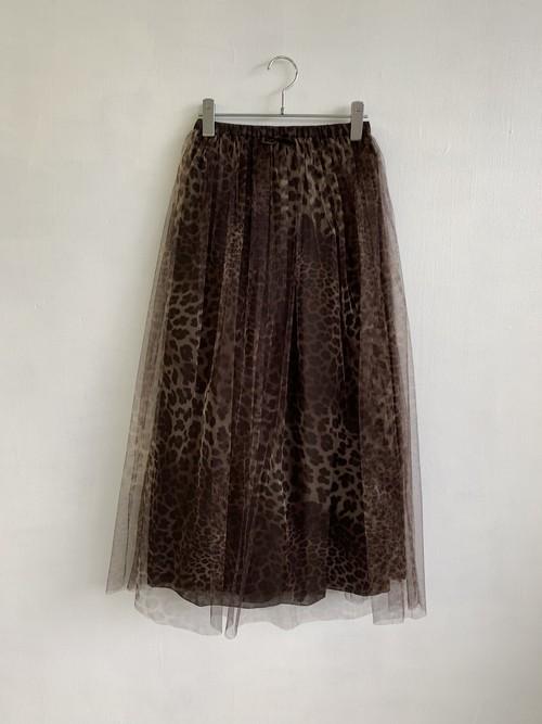 Bilitis dix-sept ans   Leopard Tutu Skirt (90cm)
