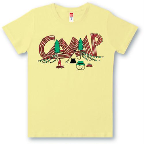 #470 Tシャツ CAMP/YEL