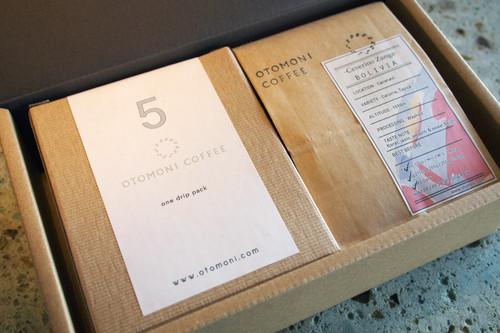 【GIFT】ドリップパック1箱&コーヒー豆150gセット