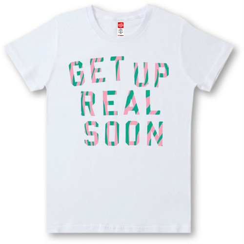 #394 Tシャツ GET UP