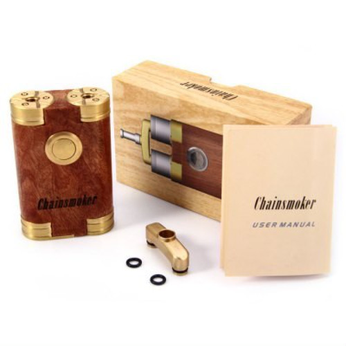 Chainsmoker Dual Atty Mechanical Mod by ISTAR