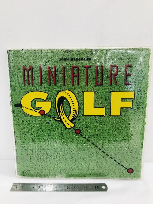 80's ミニチュアゴルフの本