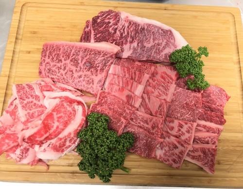 豪華おうち焼肉BBQセット ※ママが喜ぶおまけ付(淡路牛切り落とし)送料税込¥11,290