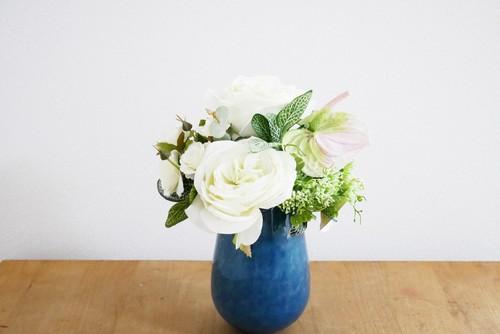 Artificial flower arrangement*Elegant *造花アレンジメント*エレガントシリーズ01