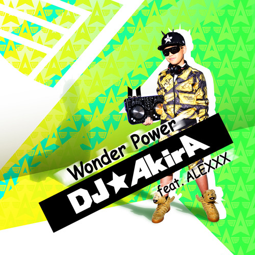 CD【限定盤】Wonder Power teat.ALEXXX