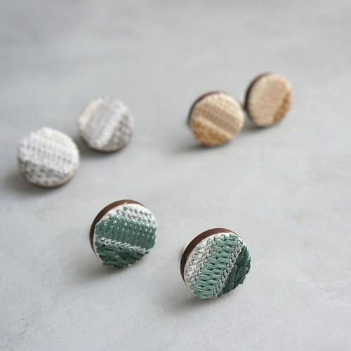 pierced earrings PP-41/ earrings PE-41