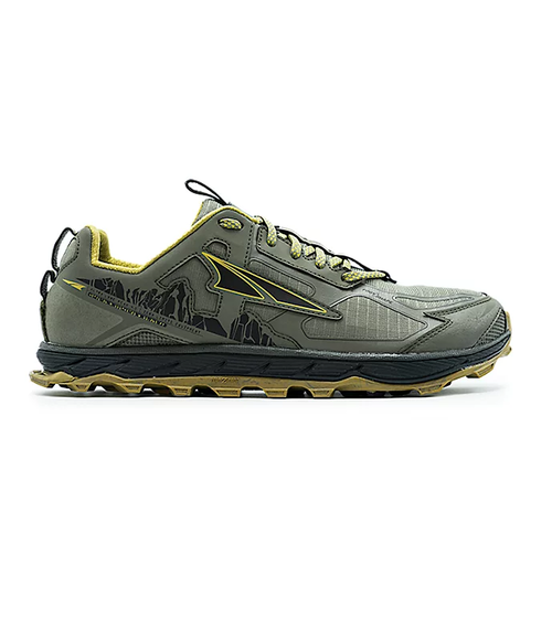 ALTRA / LONE PEAK 4.5 Men's 《OLIVE/WILLOW》