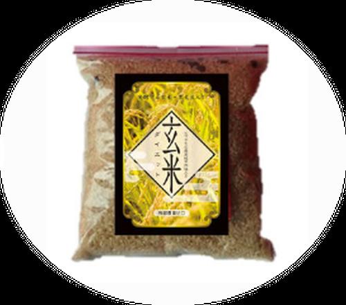 黒豆入り玄米(コシヒカリ)