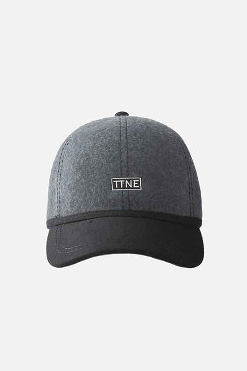 TTNE Box Logo Sauna Cap - Gray