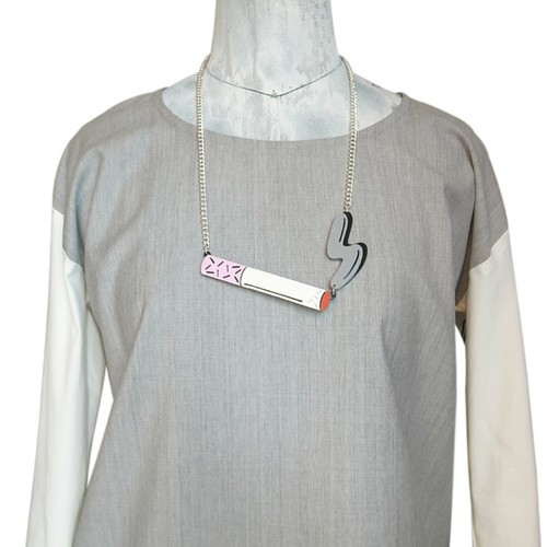 TATTY DEVINE CIGARETTE NECKLACE