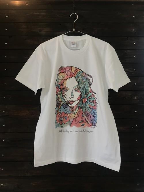 SIGHTRIP T-shirts【Bjork】