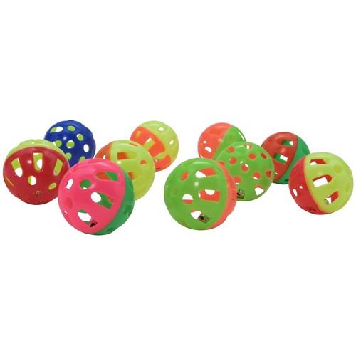 猫 鈴 ボール 猫おもちゃ ペット用品 大容量 10個入り インコ 犬 愛猫
