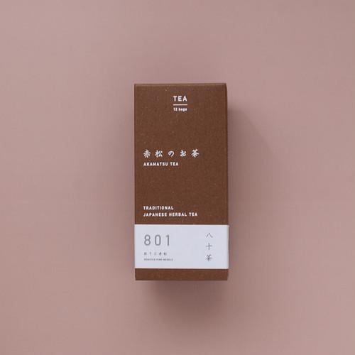 八十茶 801 ほうじ赤松 | 松葉茶