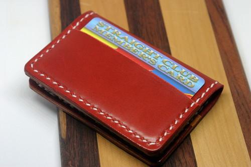 レザーケース クレジットカード ポイントカード入れ 5ポケット  本革