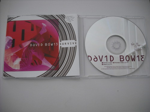 【CD single】DAVID BOWIE / SURVIVE (3track)