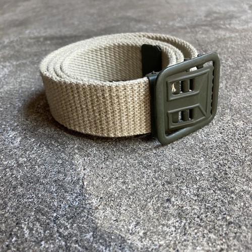open buckle army velt / france