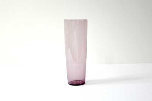 vintage IITTALA tall glass 2204 lilac  / ヴィンテージ イッタラ トールグラス 2204 ライラック