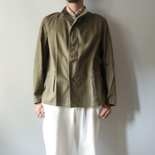 mao collar jacket/czech slovakia