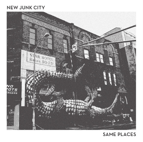 new junk city / same places 12""