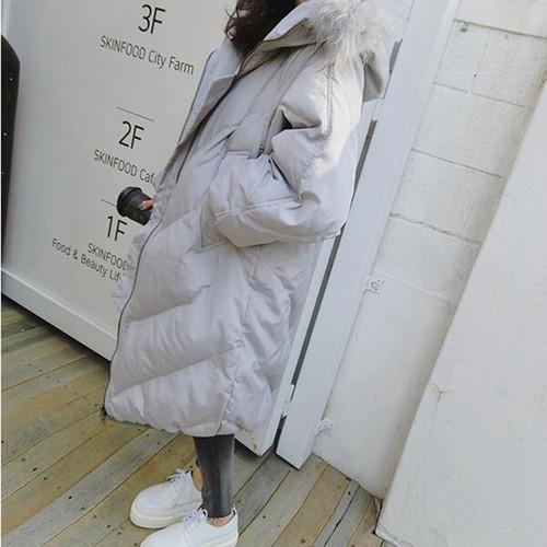 ダウン風コート コットン 長袖 綿 ジャケット