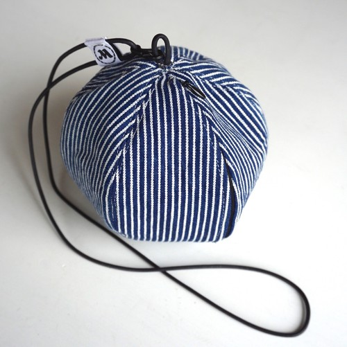 "[Magfacture] ""BALL POUCH"" Used Hickory"