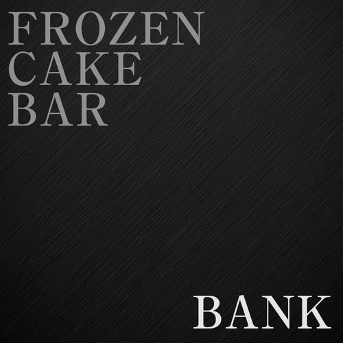 【活動支援商品】FROZEN CAKE BAR BANK
