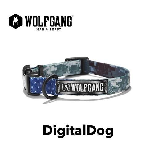 WOLFGANG DigitalDog Sサイズ 首輪 (ウルフギャング  デジタルドッグ)