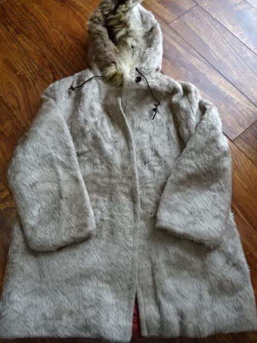(SALE)ファーコート