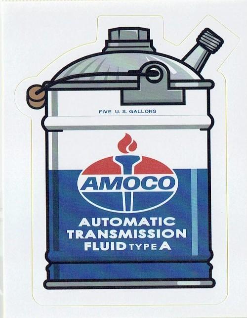 ガレージステッカー!(amoco)