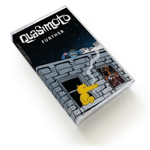 【残りわずか/カセットテープ】Quasimoto - Further Adventure