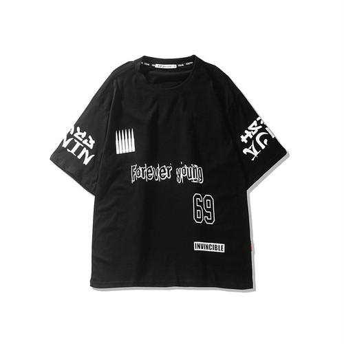 [NEW]ビックサイズforeverデザインTシャツ