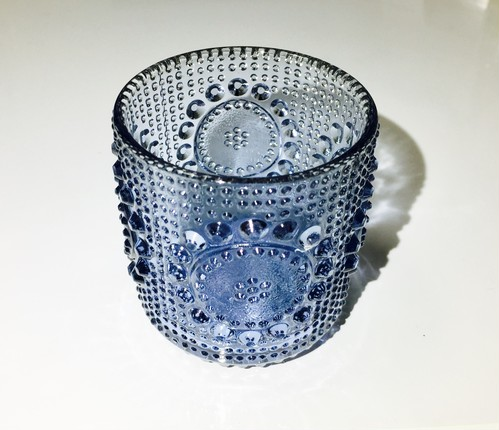 Finland glass(Blue)