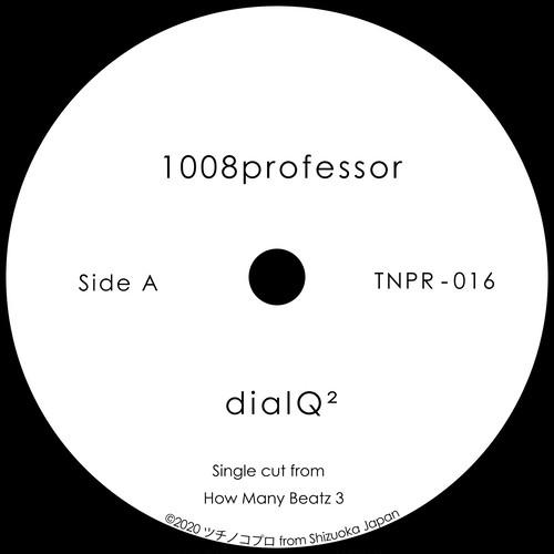 """5"""" Vinyl (Single cut from """"HOW MANY BEATZ 3"""") TNPR-016"""