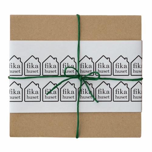 Fikahuset ギフト包装 ボックス