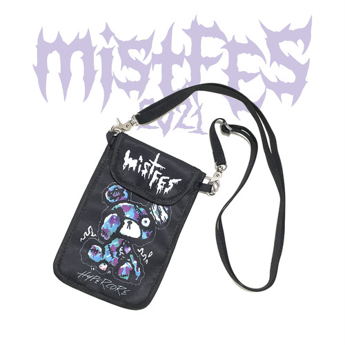 MF-02 mistFES2021 × HYPER COREコラボレーションスマホネックホルダー