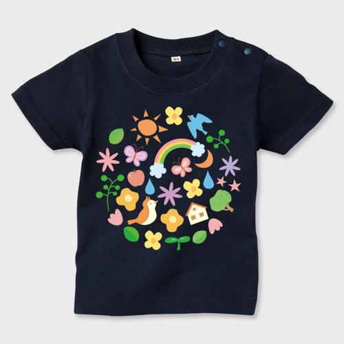 オフィシャルTシャツ/キッズ70