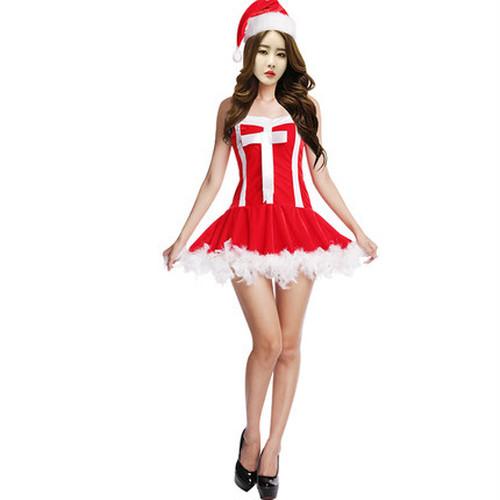 コスプレ クリスマス 衣装 サンタ