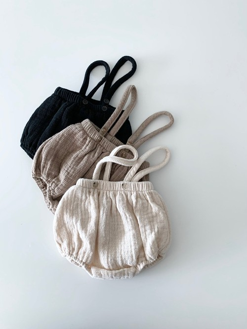 =sold out=  ola suspender  bloomer【baby】