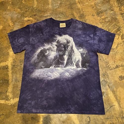 90s Print T-shirt / Buffalo