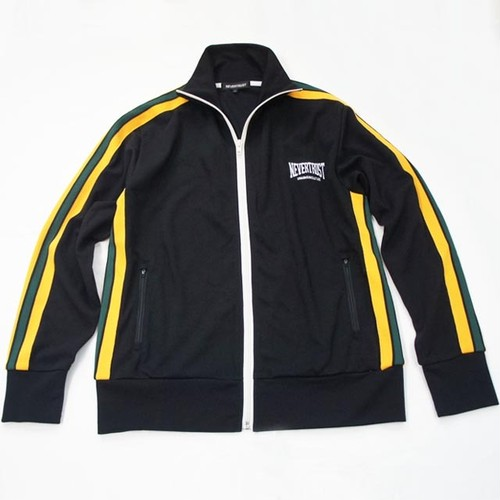 ROCKERS TRACK JACKET  BLACK